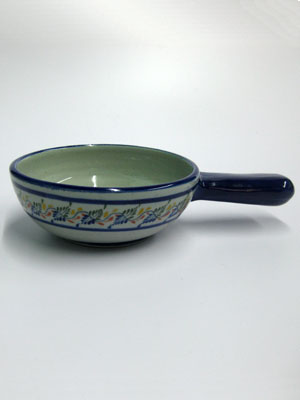 MEXICAN DINNERWARE - TROPICAL / 'Tropical' Onion soup bowl