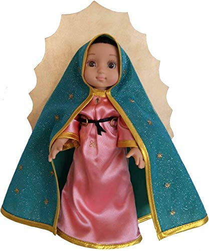 MARIA CONTIGO / Our Lady of Guadalupe 10