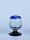 'Cobalt Blue Rim' tequila sippers (set of 6)